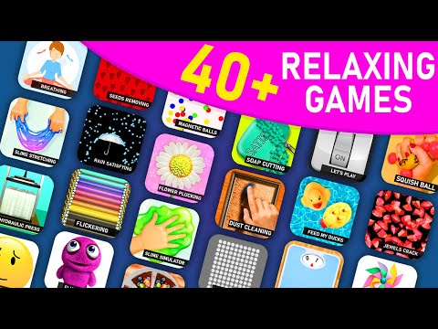 video review of Anger Management & stress relief game (pstd)