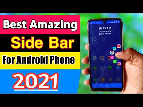 Best Amazing Side Bar On Your Android Phone   Swiftly Switch App Review   App Shortcut On Sidebar   