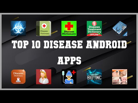 Top 10 Disease Android App | Review