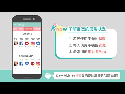 video review of Know Addiction