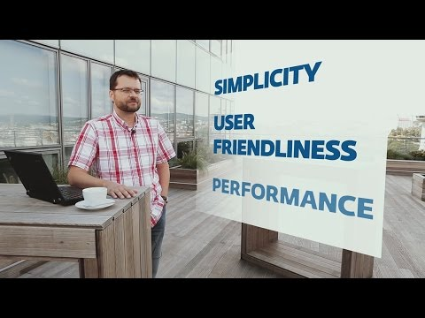 video review of ESET Endpoint Security