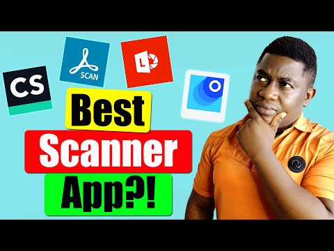 Best FREE Document Scanner App for Android