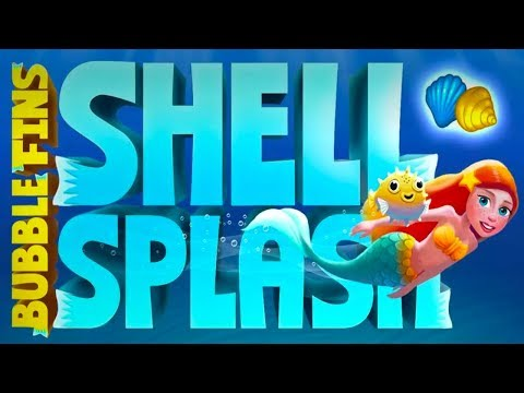 Bubble Fins - Shell Splash Android Gameplay ᴴᴰ