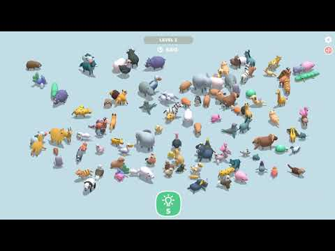 video review of Animal Match 3D