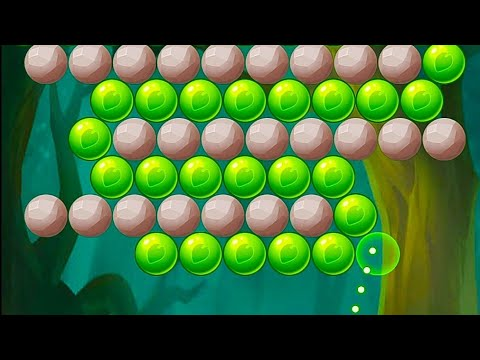 Bubble Shooter Pop - Gameplay Walkthrough Level 1-15 (Android IOS)