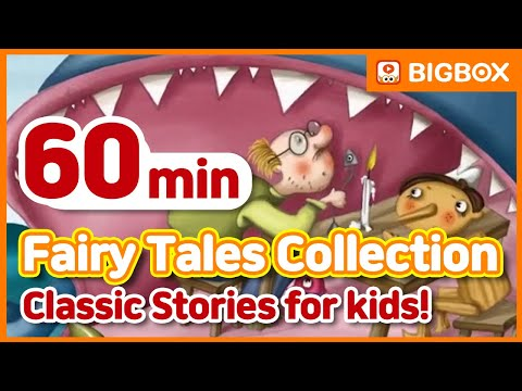 [English Fairy Tales Collection] Classic Stories for kids l 1-hour l Audio Book l Reading for Kids