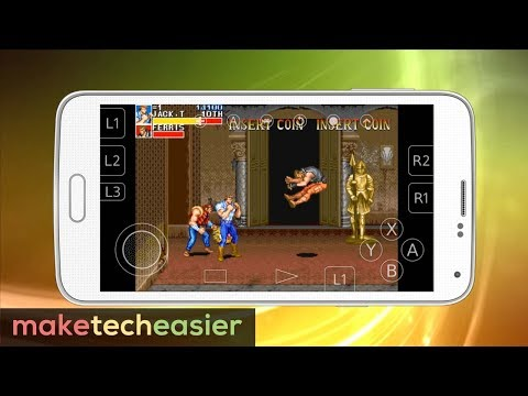 How to Set Up and Play Games on Retroarch for Android (TUTORIAL)