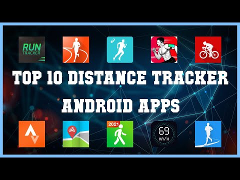 Top 10 Distance Tracker Android App | Review