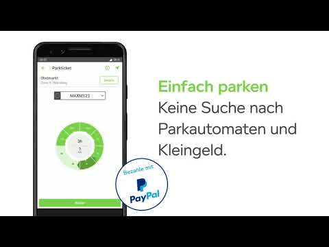 video review of PayByPhone Parking
