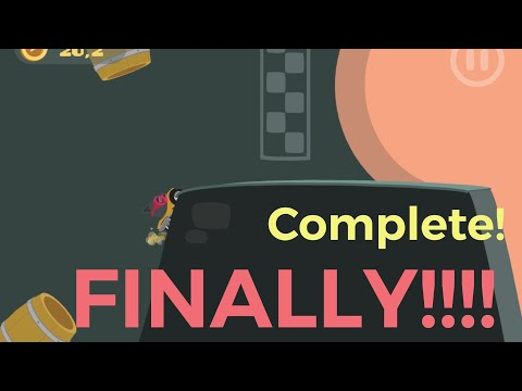 Beating the FINAL Level in Funky Karts! (Tutorial)