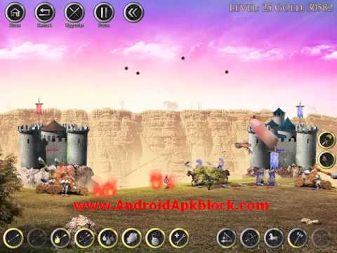 Medieval HD Android Game apk