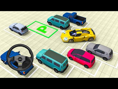 Car Parking Game 3d Car Drive Simulator Games 2020 - | Android GamePlay - Parking Games Download