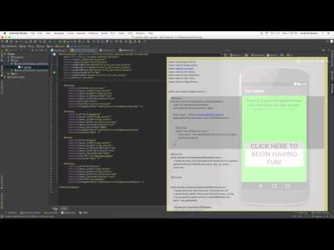 Android Studio How to create a fortune telling app