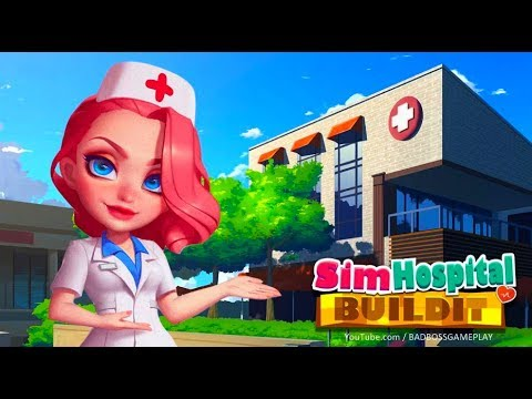 Sim Hospital BuildIt - Android Gameplay HD