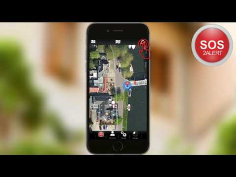 SOS Alert APP for your personal safety.