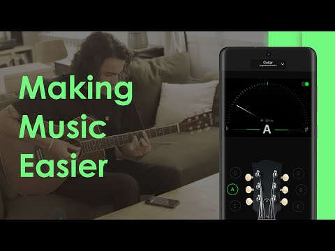 video review of Guitar Tuner Pro