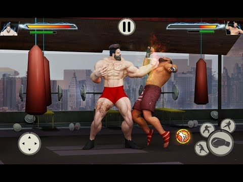 video review of GYM Fighting Games