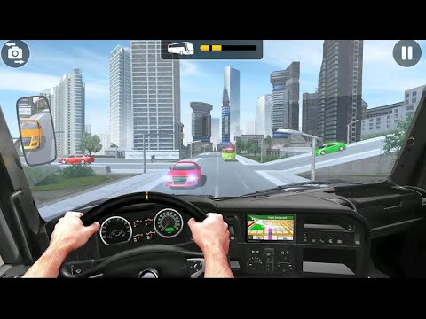 Coach Bus Simulator New Game PVP Offline Supper Free Bus Stand