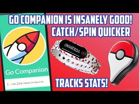 Android App: Catch/Spin Quicker With Go Plus, Gotcha, etc In Pokemon Go!