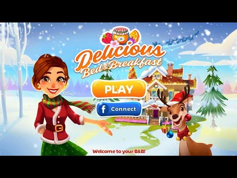 Delicious Bed & Breakfast Gameplay Day 1 Android/iOS