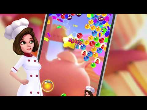 video review of Bubble Chef Blast