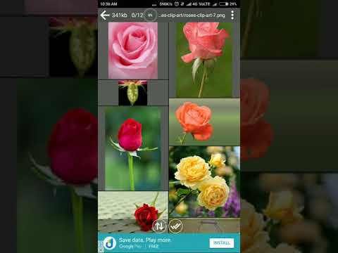 Photo image download all files # 👍 # android app# app testing # download- multiple photos # try it