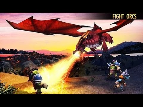 Real Dragon Simulator 3D - Android Gameplay HD