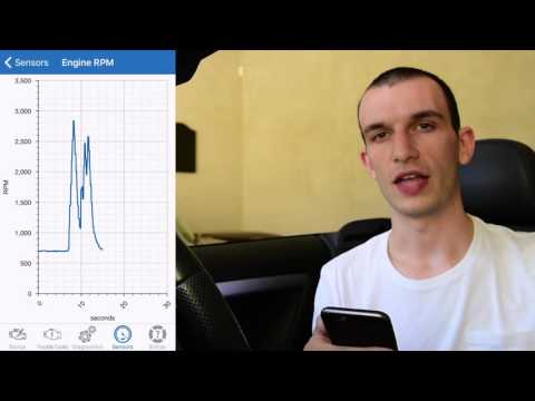 OBD Auto Doctor iOS / Andriod Review with PLX Devices Kiwi 3 - AutoInstruct
