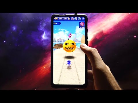 Sonic Dash Gameplay   iOS, Android