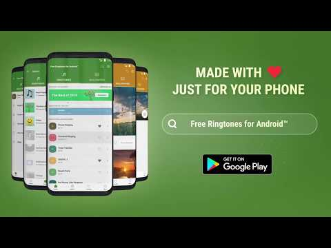 video review of Free Ringtones for Android™