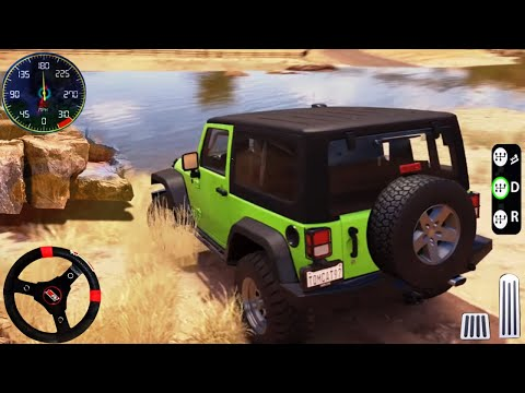 Offroad Xtreme Jeep Driving Adventure - Offroad Simulator 2020 - Android games