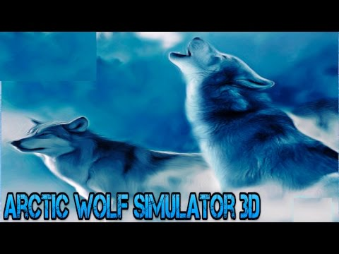 🐺Arctic Wolf Simulator 3D -By  MAS 3D STUDIO - Racing and Climbing Games Simulation - iTunes/Android