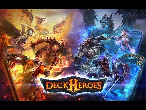 Deck Heroes: Legacy Android Gameplay