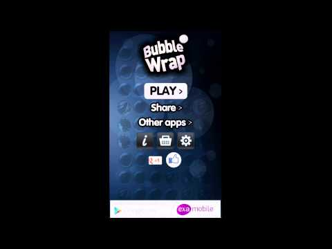 video review of Bubble Game - Stress Relief