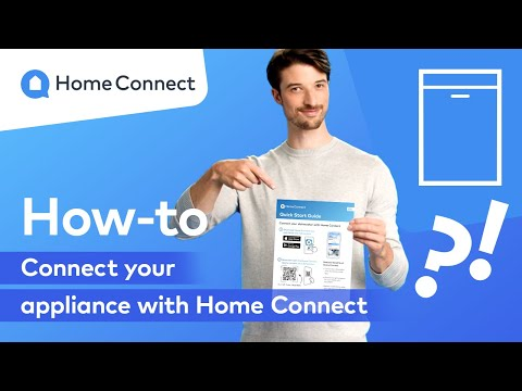 Connect your appliance with Home Connect