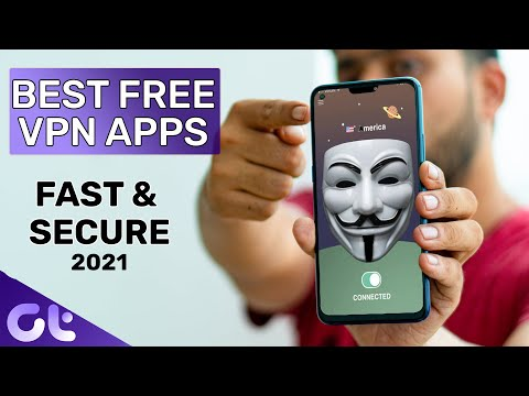 Top 5 FREE & SECURE Android VPN Apps in 2021 | Guiding Tech