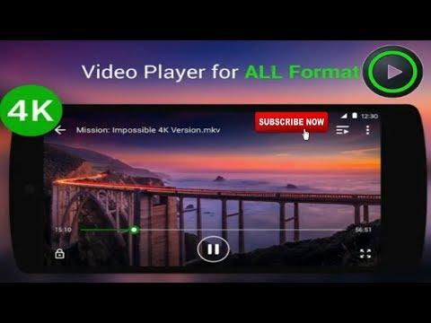 Xplayer - 4K Video Player All Format [ Best Video Player For Android 2018 ]