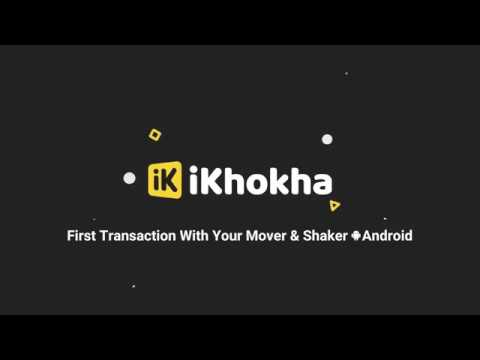 First Transaction With Your Mover & Shaker (Android)