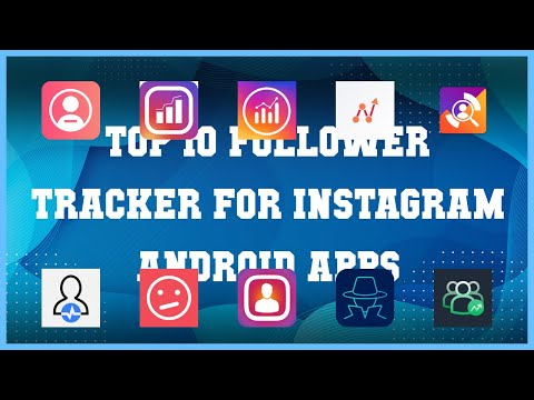 Top 10 Follower Tracker for Instagram Android App | Review