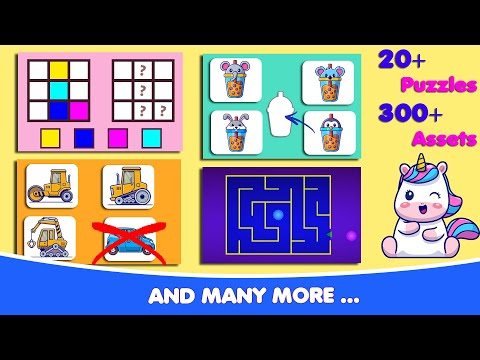 video review of Brain Training Games For Kids