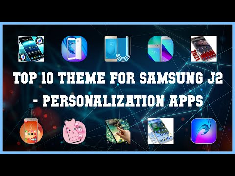 Top 10 Theme For Samsung J2 Android App
