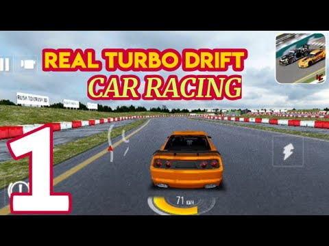 Real Turbo Drift Car Racing - Gameplay Walkthrough Part 1 (Android, iOS)
