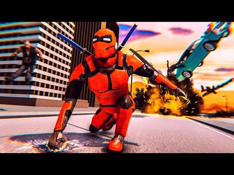 Incredible Grand Robot Hero Street Fighting Battle: robot game - best game for android