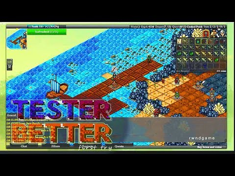 TESTER BETTER 01 | First 15 minutes of RPGMO