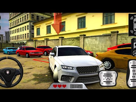 Car Parking 2020 pro : Open World Free Driving - Android Gameplay FHD