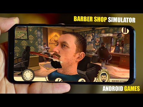 Top 5 Barber Shop Simulator Games For Android