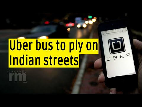 Uber's public transport feature 'Uber bus' to launch in India soon
