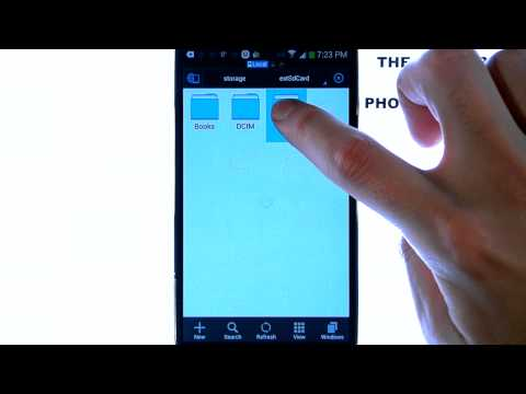 ES File Explorer - Android App Review - Amazing File Manager Plus Much More