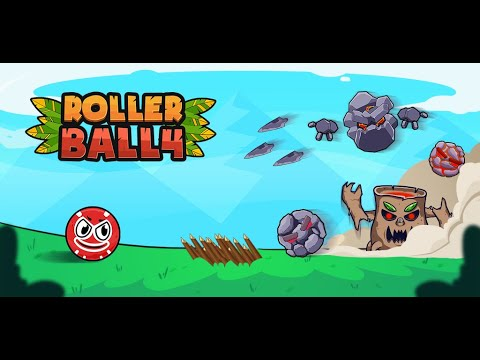 video review of Roller Ball 4: Bounce Ball Hero