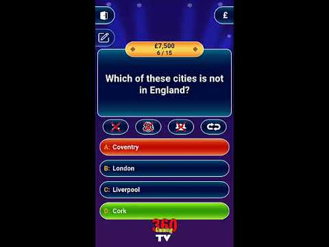 Trivia Quiz 2020 - Free Game. Questions & Answers | Android Gameplay 677